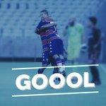 11min/1ºT - GOOOOLLL!! Clebinho e Juninho trocam passes, e Anselmo sem goleiro só toca pro gol, 1x0 Leão! https://t.co/xSJ2ewrlmv