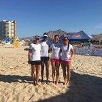 Voleibol de playa femenino de Costa Rica clasifica por primera vez a los Juegos Olímpicos -https://t.co/vpdixsvDQJ https://t.co/WZF917BwMG