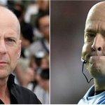Y enorme Bruce Willis pitando la Final de la Copa del Centenario!! https://t.co/EPbSsqAWz5