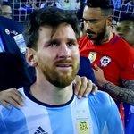 Messi no le debes nada a nadie. Corazón en mil pedazos. Genio. https://t.co/RMlpQwDW7H