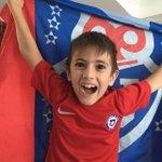 Con dolor y tristeza no me queda otra que felicitarlos. La vida me trajo un #Chileno a casa y hoy le tocó a él. https://t.co/N4JdehVeux