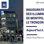 A 22h, @saurel2014 sera présent pour les illuminations, 1er rendez-vous de linauguration de la #Ligne4TAM #Mobilité https://t.co/FvB3YAbONx