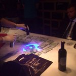 """У Белых,""""собиравшего деньги"""" на нужды региона, на столе вино Chateau Lynch Bages 2010 года ценой более 25.000 руб. https://t.co/hxUfooOkNo"""