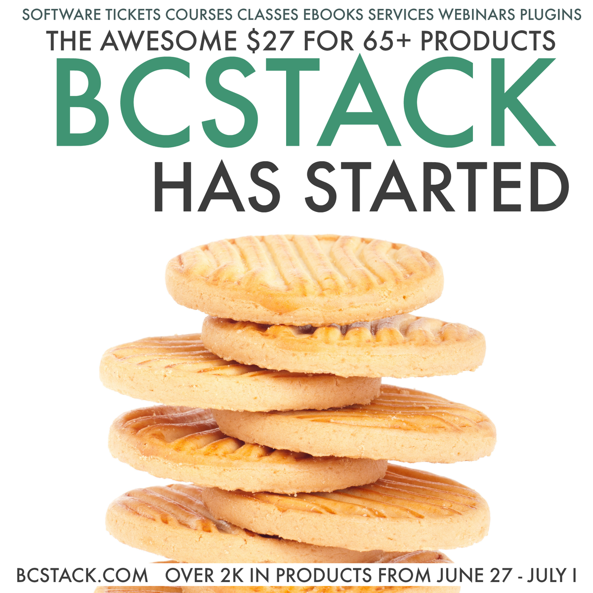 65 products you want, but will never get again at this one price! The BCStack is awesome! https://t.co/4WBUYYG2H6 https://t.co/GAt2492nVe