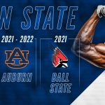 Big news, Nittany Lion fans! Three opponents added to future schedule. #WeAre https://t.co/aWy1w1sddR https://t.co/MZNSVq7VXq