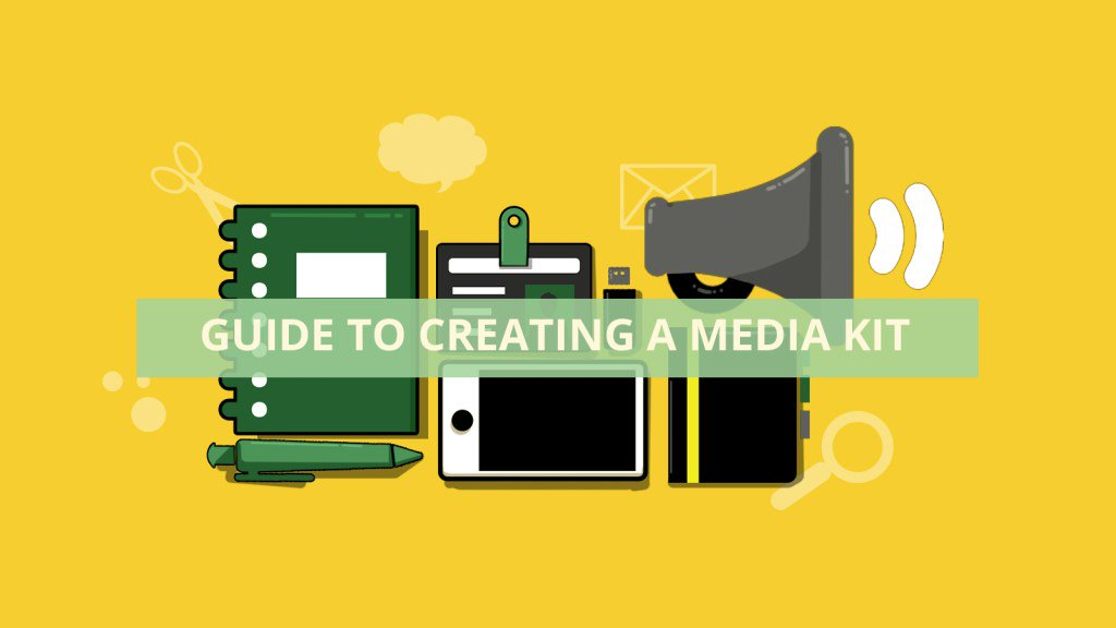 The Ultimate Guide to Creating a MediaKit https://t.co/jZGrBeAQHW https://t.co/BMjQobB3w0