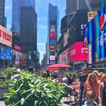 TimesSquare by @tommygeemusic #newyork #NYC https://t.co/992XlLrLKY