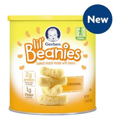 Who wants to try the new Gerber® Lil' Beanies(TM) Snack? #GerberWinWin #ad   YUM ----> https://t.co/ah4LnGMqCi https://t.co/VNAIYSSm7Y