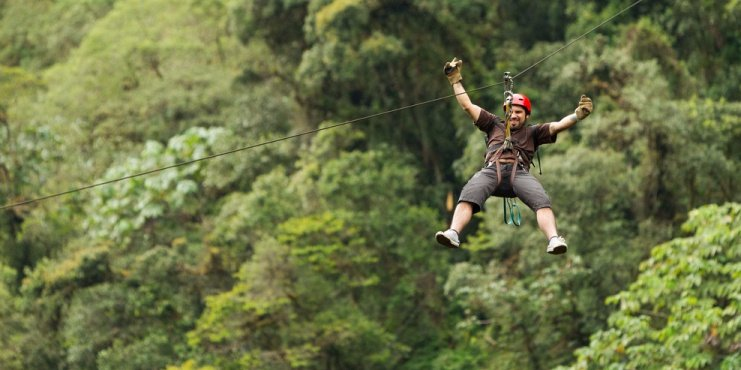 7 of the World's Best Zip Lining Adventures