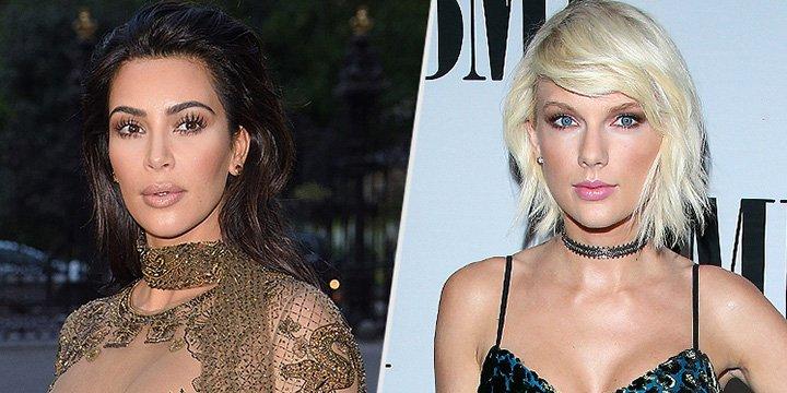 .@KimKardashian West slams Taylor Swift for drama over Kanye West 'Famous' verse