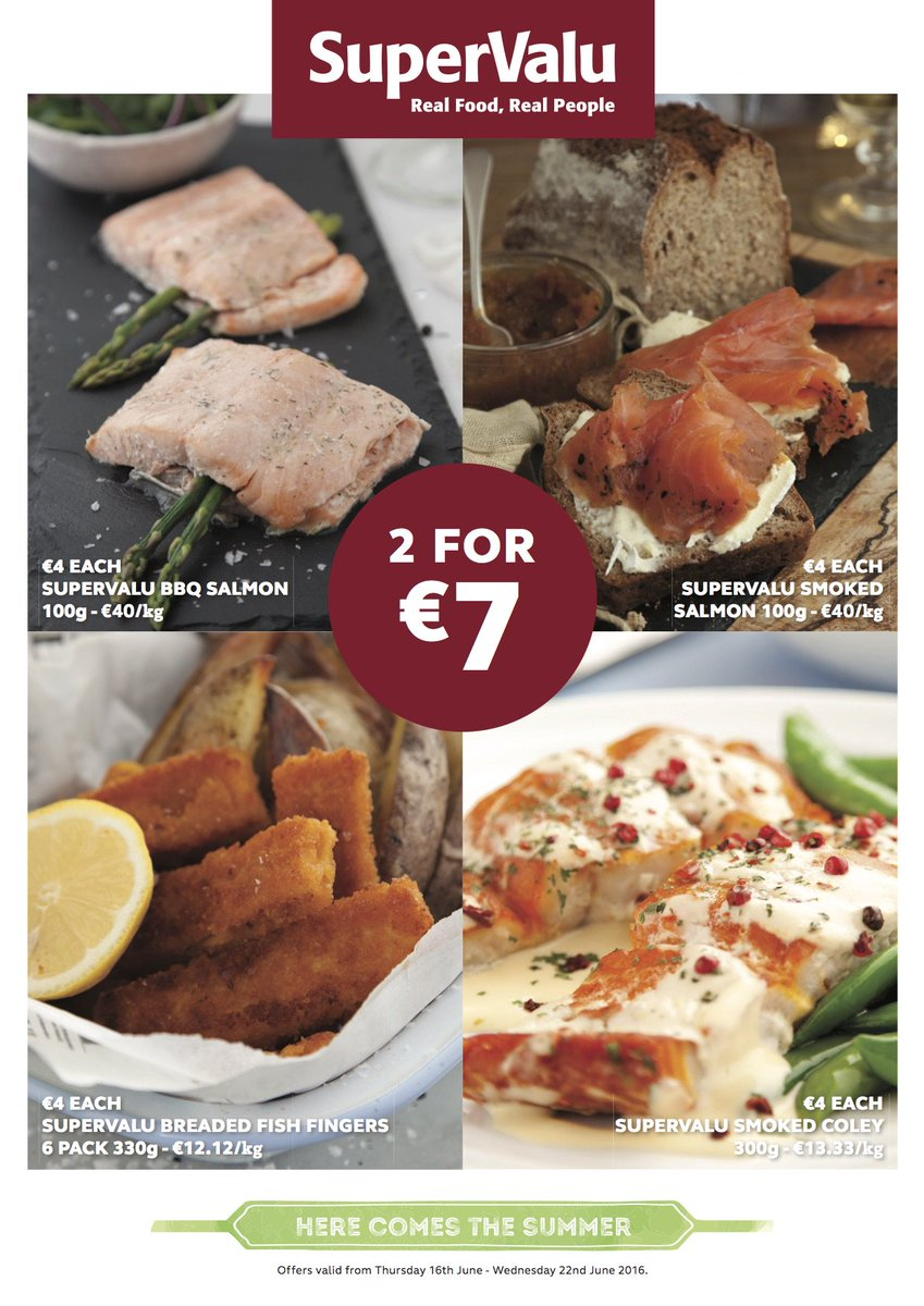 Fish for a Friday? Great offers in store... https://t.co/DMczuE3LHS