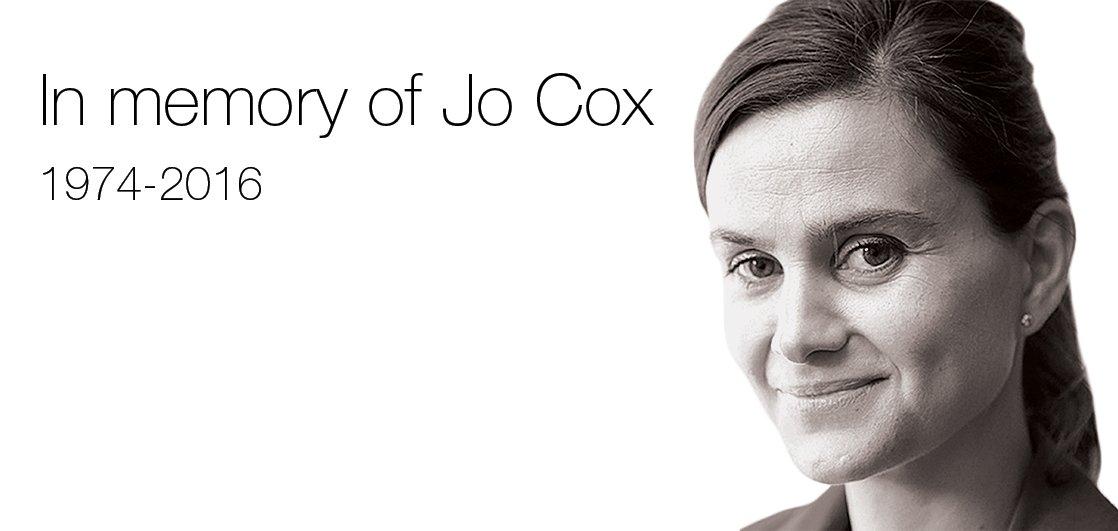 In memory of Jo Cox https://t.co/Ofu3M3LTxw https://t.co/xZyceXOSsU