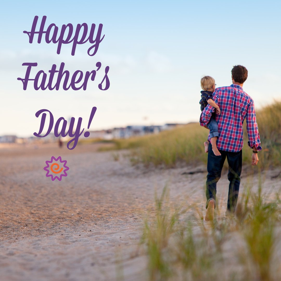Happy Father's Day to the fathers and fatherly figures in our community! https://t.co/AbpXtgsnOk