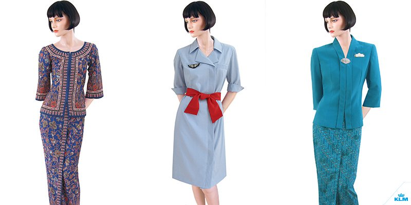 Can you match these flight attendant uniforms with their correct airline?