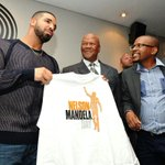 Thank you to @Drake who paid a visit to the Nelson Mandela Foundation & spent some time in #NelsonMandelas archive https://t.co/iY9VYjl8jC