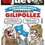 Recordáis la portada de @eljueves sobre los votantes del PPSOE; pues esta es la próxima portada! #PSOEesMuchoPSOE https://t.co/HgectUMu6r