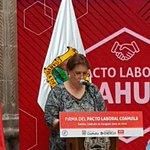 En Coahuila Gobierno, sindicatos  y empresarios firman Pacto Laboral. Promueve más competitividad, empleo, seguridad https://t.co/YDd5mPBqeh