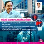 Telangana Govt palns to start stem cell therapy & Research centre in Nizam Institute of Medical Science (NIMS), Hyd https://t.co/LPezGTPxOZ