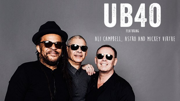 UB40 featuring Ali Campbell, Astro & Mickey Friday, August 5|8:00pm https://t.co/sjnJfFK7Va https://t.co/KcpLu2ME8E