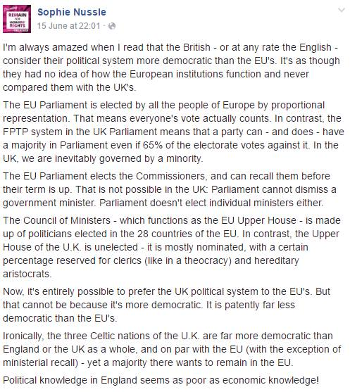 If you want to know exactly how EU democracy works, have a read of this #EUref https://t.co/nr1azFIfwa