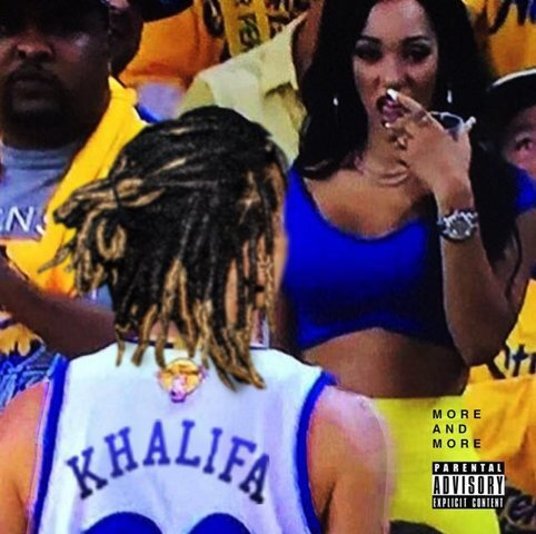 Loving this new @wizkhalifa !!! It's on repeat man. #moreandmore #TGOD https://t.co/KwLpalQAsI https://t.co/ImAQSnvckv