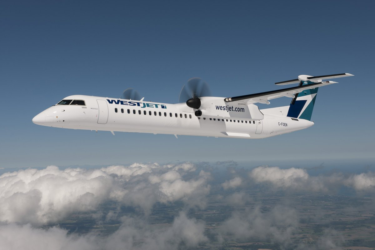 Today, WestJet Encore celebrates its third year in the skies! Read more: