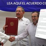 #DiálogosdePaz | Este es el texto completo de lo acordado en La Habana. https://t.co/bEAj9VTPmg https://t.co/kEXVErIf8z