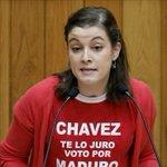 """""""Xa están os do PP empeñados en asociarnos co chavismo"""". Home, igual vos metedes vós soíños... https://t.co/UCBNjS9Bgx"""