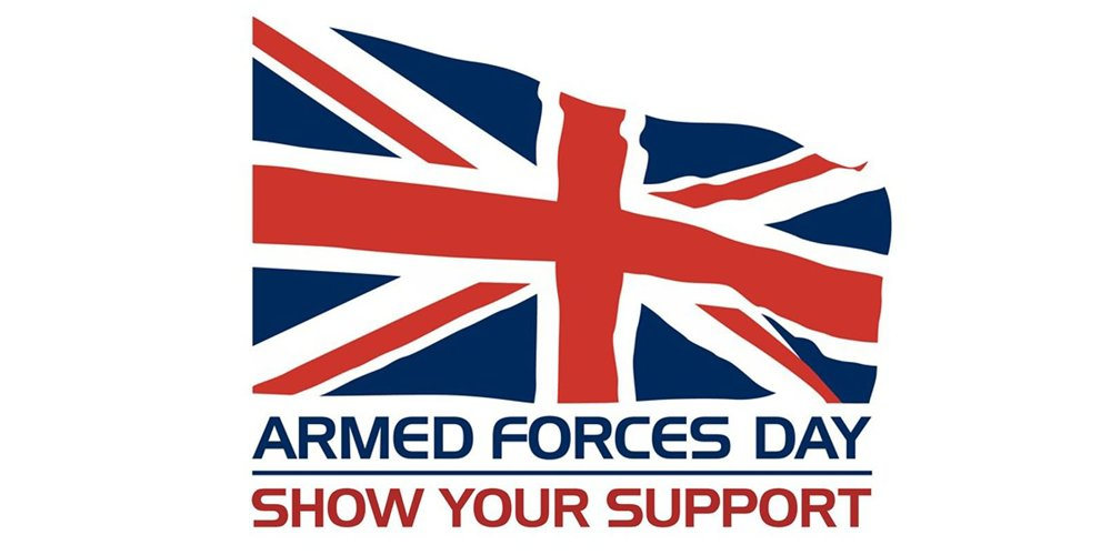 Show your support today for the men & women who make up the Armed Forces: https://t.co/9pMFMFrQqr #SaluteOurForces https://t.co/5KBTMbFfqN
