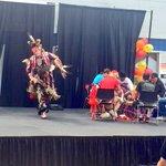 Pleasure to join @NorQuest for National Aboriginal Week & honour their work w/ indigenous students & elders. #ableg https://t.co/x2Li5Yz1ZG