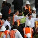Pdte. @JC_Varela recorre instalaciones de nuevas esclusas de Cocolí. https://t.co/1LqDijqCKU https://t.co/MWkeJNJ2zC