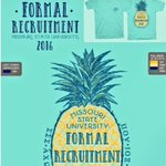 Here is your Fall 2016 recruitment shirt! If you havent signed up yet, its not too late. https://t.co/B5fjv66D32 🍍 https://t.co/RhlDomaXhA