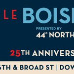 Happy 25th Anniversary @Boiseweekly! Looking forward to The Big Le Boise celebration. https://t.co/CETDaUVL9h https://t.co/nU5Fegvs7Z