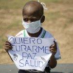 ¡MIENTRAS DELCY NIEGA CRISIS HUMANITARIA! A la semana mueren 194 niños en el país -► https://t.co/UtUotOgVSM https://t.co/B2ESN0vELr