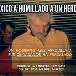No olvidemos a Mireles preso politico del Narcogob de @Epn¡Mireles Libre!#MiPrimeraVezEn #LadyDrSimi #Puebla #Brexit https://t.co/9gksWs5Q99