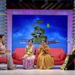 RT @GeminiTV: Helping hearts taking care of the building construction.. #MemuSaitham with @LakshmiManchu and #SumaKanakala.. https://t.co/p…