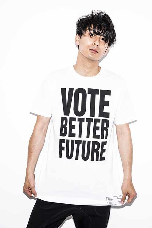 【 VOTE BETTER FUTURE 】参議院選挙日当日!今のわたしたち、そしてよりよい未来のために投票に行きましょう! #選挙に行こう https://t.co/J0j23Md8L5
