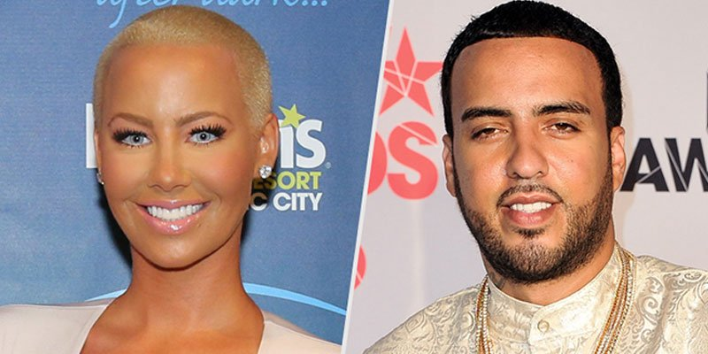 Amber Rose, French Montana aren't hooking up behind closed doors—but they might share a cry