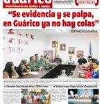 #FelizMartes vea #Portada #Edición1108 de su @CiudadGRC @NicolasMaduro @rerchacin @uhcarola @hazenstaub https://t.co/ZX1zXMVFn5