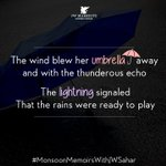 Like our Monsoon story? Tell us yours, get featured on Facebook & win a meal for 2. #MonsoonMemoirsWithJWSahar. https://t.co/1cH5qDSlcV