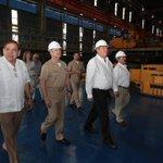 AHMSA invierte 140 mdd en #Monclova; reconoce al gobernador @rubenmoreiravdz https://t.co/NirsuAJZSh https://t.co/jLpdGrXWgB