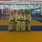Présentation de léquipe olympique dans le dojo de @INSQuebec. @catherinebp94 @antoine_vf @JudoCanada https://t.co/PgPL3sOoA1