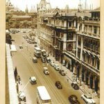 1952: Bombay Down Memory Lane. DN Road (formerly Hornby Road). Look at the classic motor cars #mumbai https://t.co/TNdb7D7Kxn