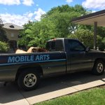 #MOBILEARTS16 is ready to roll this summer! @waynestate @ArtsCorpsDet @TheCarrCenter @DetRecreation #Detroit https://t.co/0HasnlHJIL
