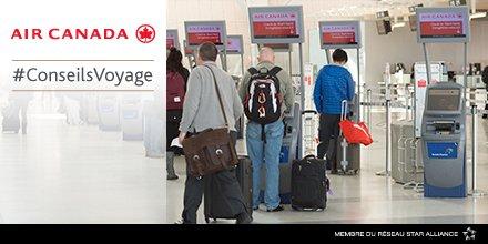 1/2 Le dépôt bagages doit être fait 60 min avant le départ :