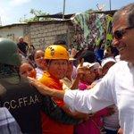 Presidente recorrió una zona en Flor de Bastión donde se erradicó el microtráfico https://t.co/WiD8l92Bvv https://t.co/BbbRLKRUmH