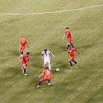9 contra 1. No, Messi no juega sólo. Increíble. https://t.co/9ZnokdrGhG