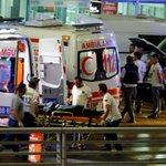 UPDATE: Death toll rises to 28 in blasts at #Istanbul's Ataturk Airport https://t.co/IdFiSDynsU https://t.co/uDsBqX2p3b