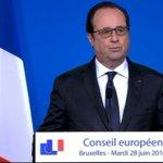 "Attentat à Istanbul: Hollande ""condamne fermement"" un ""acte abominable"" https://t.co/2DJr2XNG3i https://t.co/L4M92AWO8q"