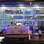 Photos from the scene after terror attack at #Istanbuls airport https://t.co/7SYUD8GITq https://t.co/155wcp9M8y